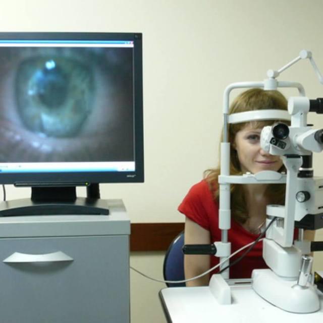 Биомикроскопия глаза - как делается, противопоказания и расшифровка результатов