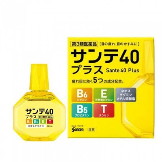 Список японских глазных капель с витаминами и отзывы