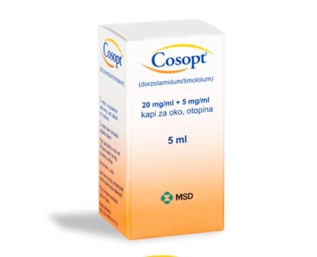 Лекарственный препарат косопт, инструкция по применению, противопаказания и побочные действия