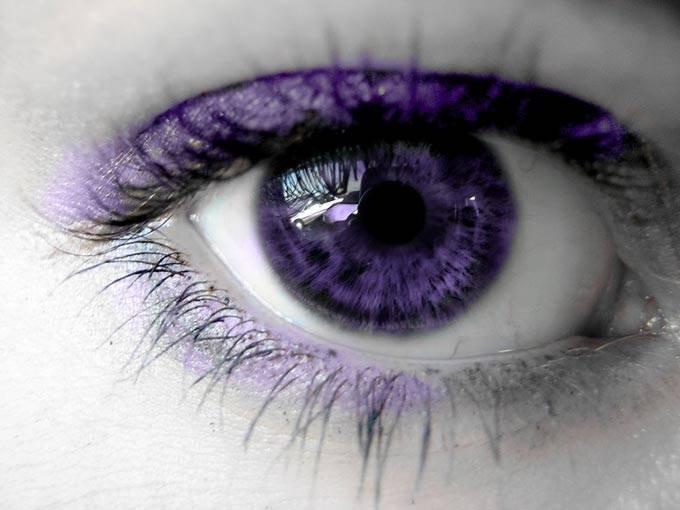 Фиолетовый цвет в психологии и его значение для женщин и мужчин