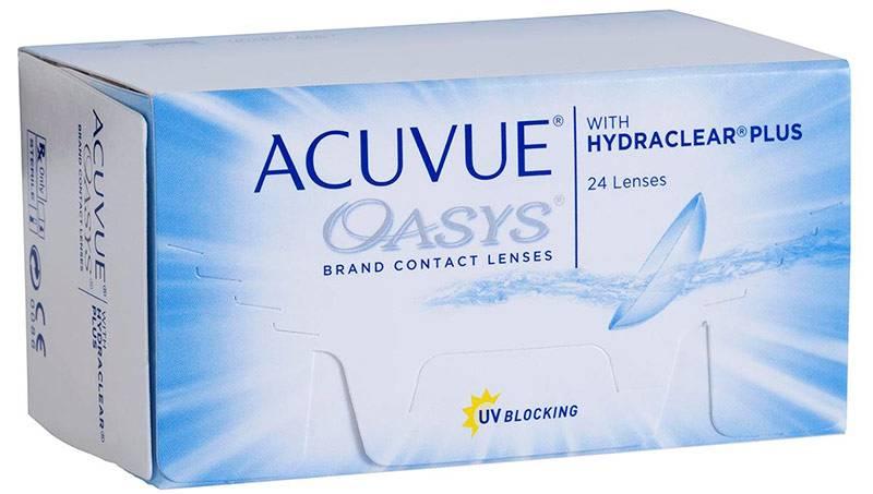 Как выбрать контактные линзы на каждый день