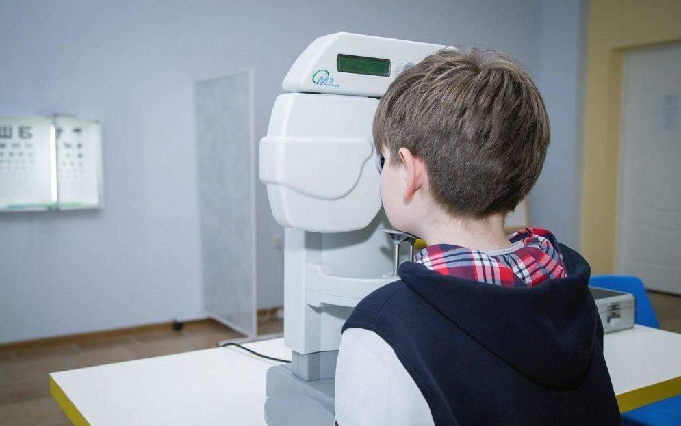 Помогает ли аппаратное лечение при близорукости у детей