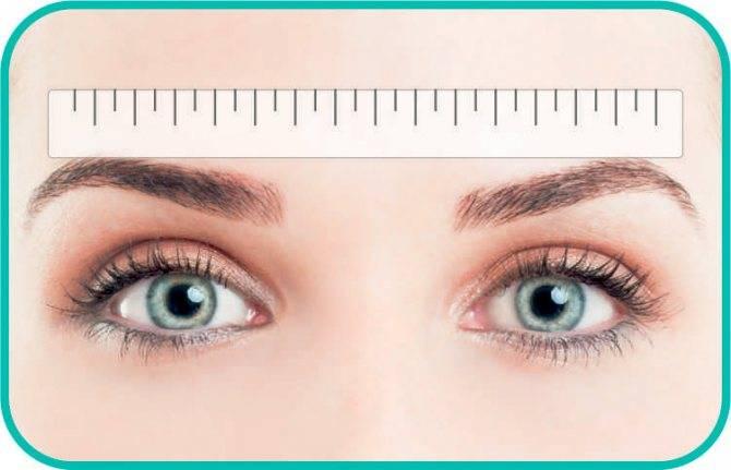 Что такое межзрачковое расстояние и как его измерить