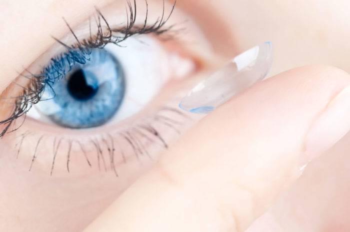 Противопоказания для ношения контактных линз