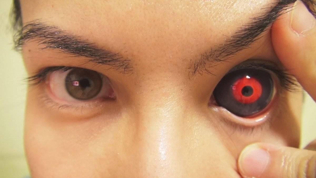 Правила, которые необходимо соблюдать, чтобы правильно надевать контактные линзы