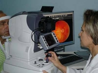Диагностика глазного дна у взрослых и детей
