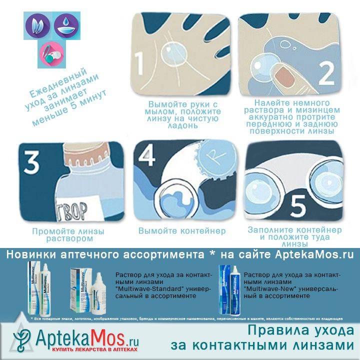 Как ухаживать за линзами для глаз: как хранить, что нужно oculistic.ru как ухаживать за линзами для глаз: как хранить, что нужно