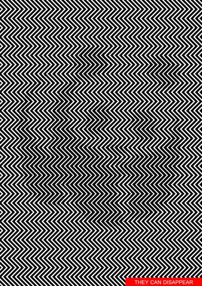 30 самых крутых оптических иллюзий • всезнаешь.ру