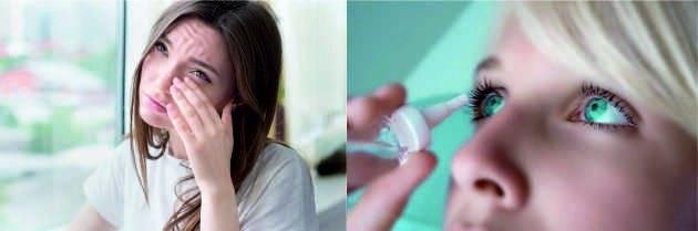 Глаза опухли от слез, как убрать отек. как быстро убрать отек с обоих глаз или с одного глаза: связь причины и метода лечения