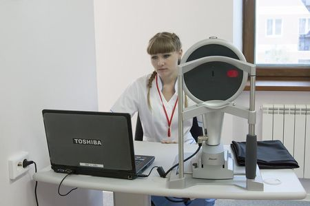 Узи глаза - техника и методы диагностики, расшифровка результатов