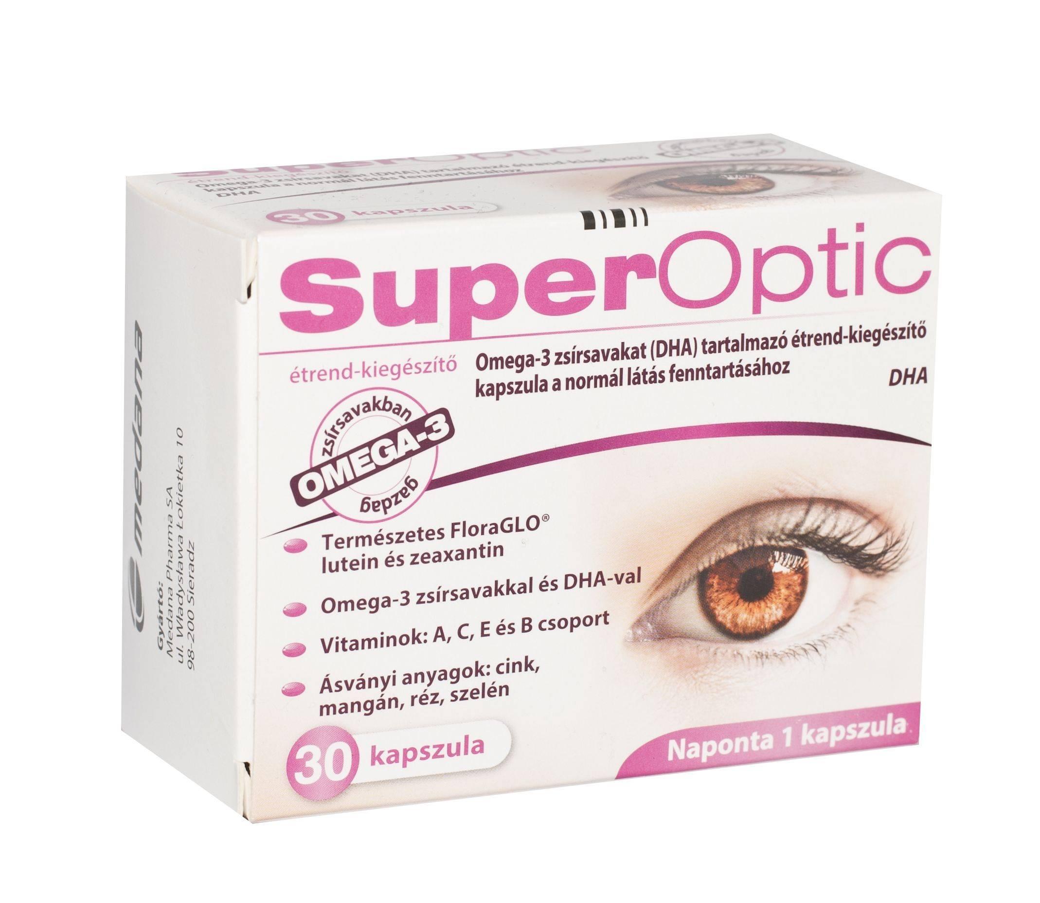 Витамины для глаз супероптик: инструкция, цена, аналоги