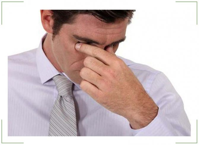 Покраснение глаз головная боль и температура у ребенка