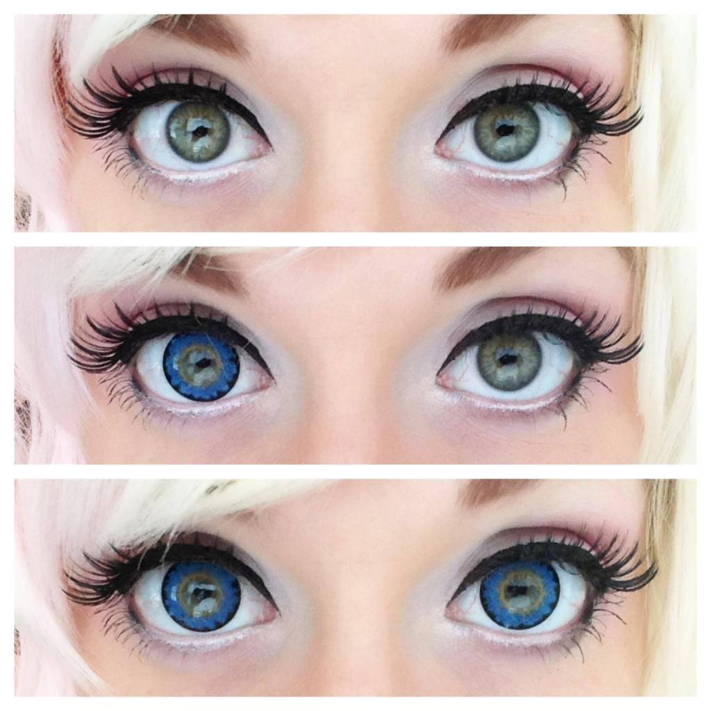 Как изменить цвет глаз: 7 способов