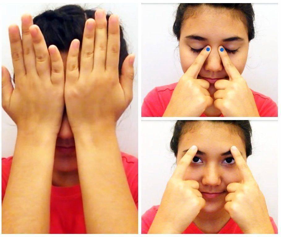 Упражнения для восстановления зрения по методу в. жданова