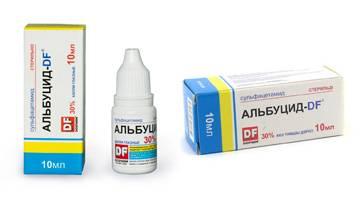 Что лучше при глазных инфекциях - тобрекс или альбуцид (сульфацил натрия)?