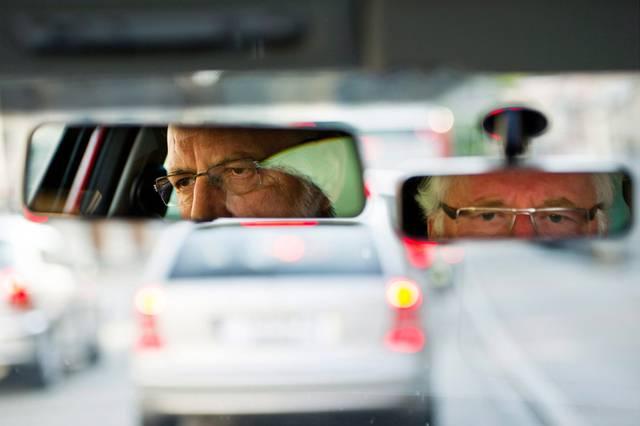 Какое зрение должно быть для вождения автомобиля?