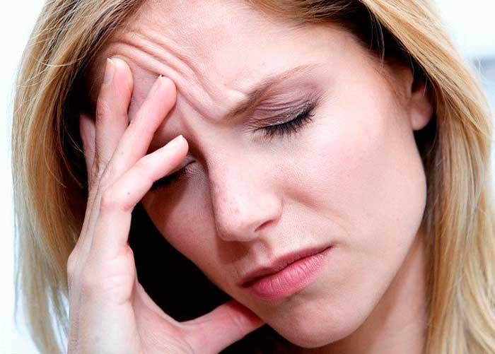 Болит голова глазные яблоки высокая температура