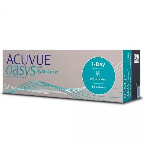 Насколько эффективны линзы acuvue oasys для астигматизма?