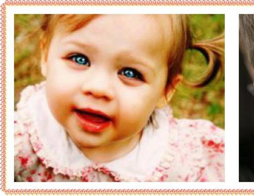 У ребенка мешки под глазами: причины отеков, лечение