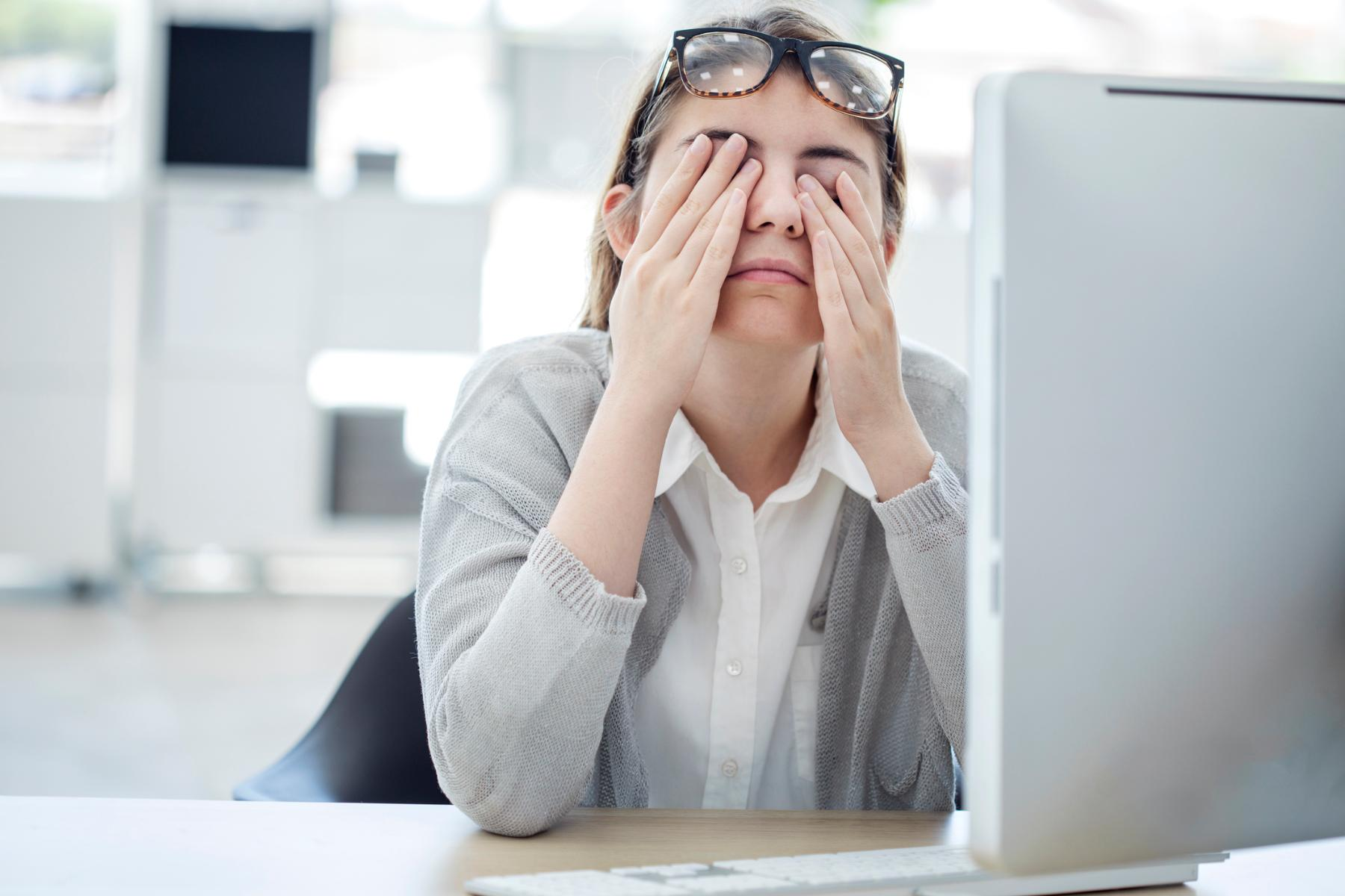 Головокружение и ухудшение зрения - причины и возможные патологии