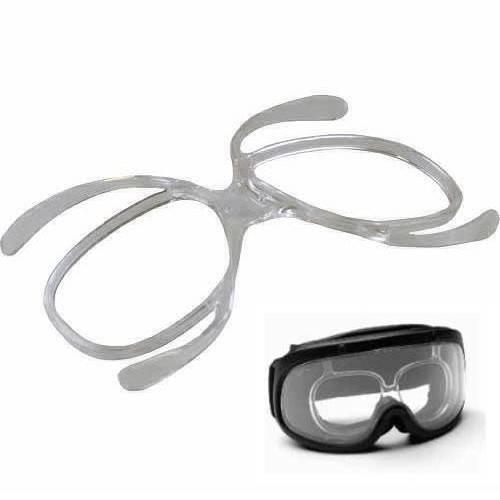 Как поменять линзы в очках?