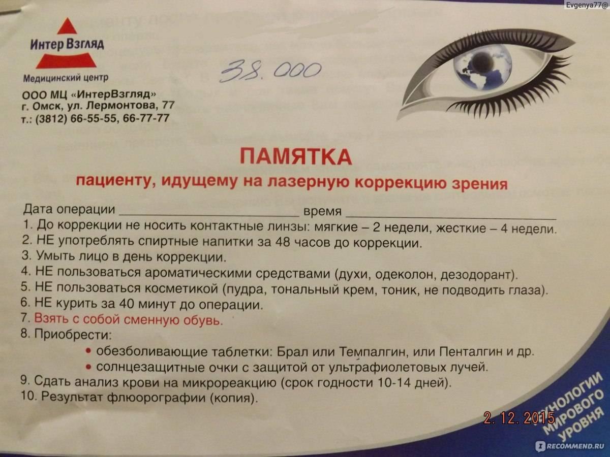 Лазерная коррекция зрения плюсы и минусы: ограничения после, lasik показания и противопоказания, ласик при близорукости