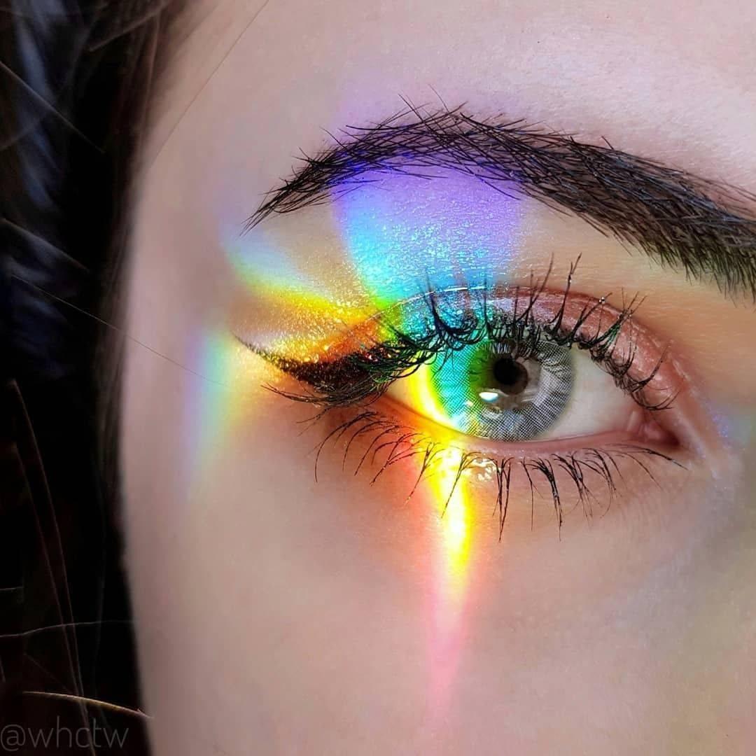 Радужные линзы для глаз все цвета радуги - медицинский справочник