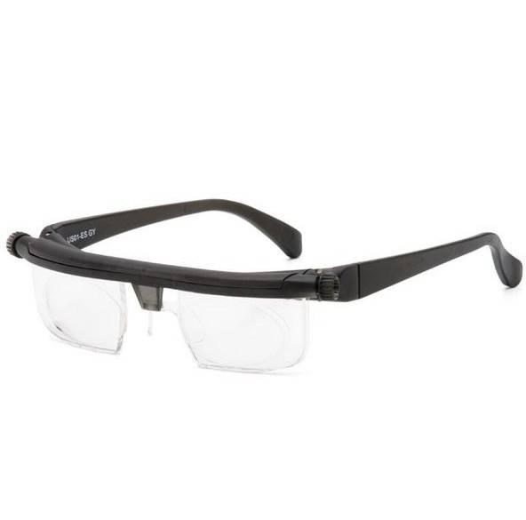 Adlens — очки с регулированием диоптрий