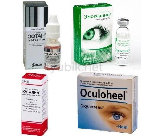 Офтан катахром: описание глазных капель и популярные аналоги