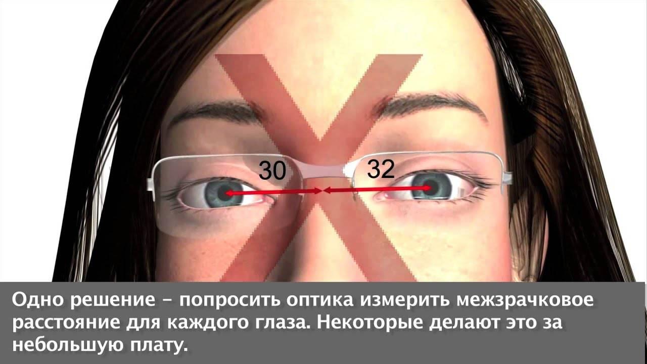 Как измерить межзрачковое расстояние: способы и инструкции  — медиамедик