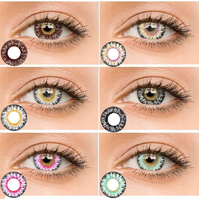Выбираем лучшие линзы для глаз: рейтинг топ 7, виды, характеристики, отзывы, цена