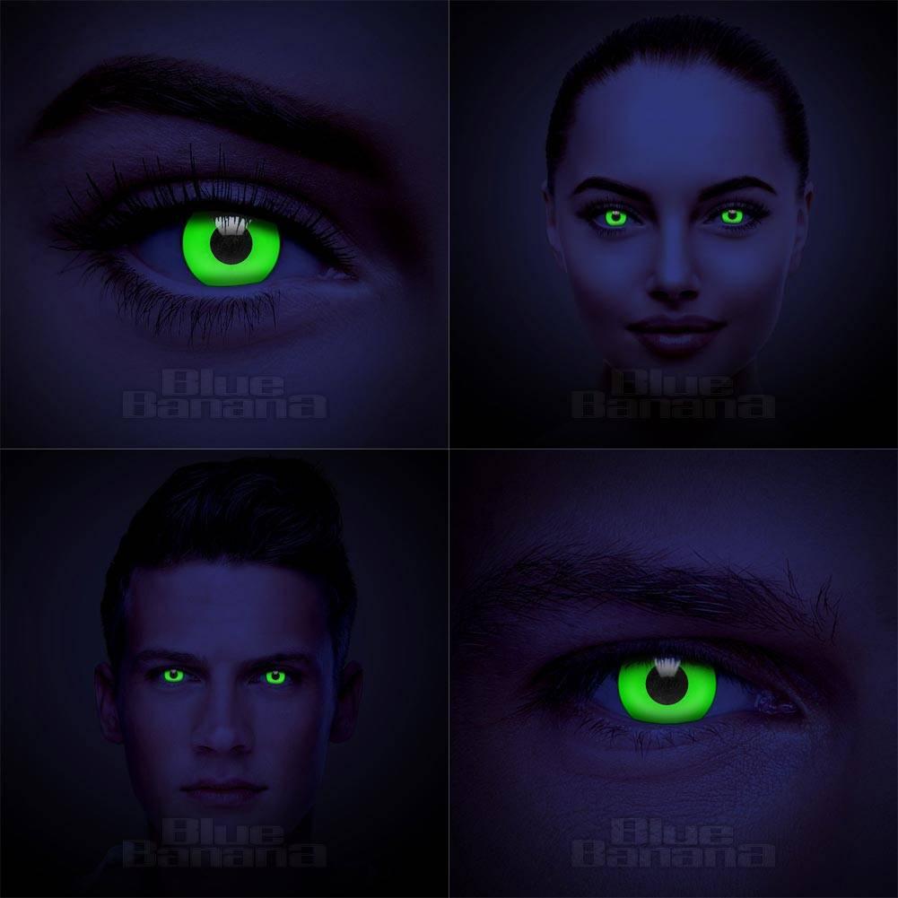 Светящиеся линзы: как работают, особенности, цветовая гамма для глаз, вредность, где купить, фото, видео