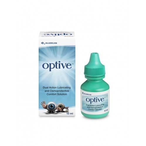Глазные капли оптив: показания и инструкция по применению, цена, аналоги, отзывы