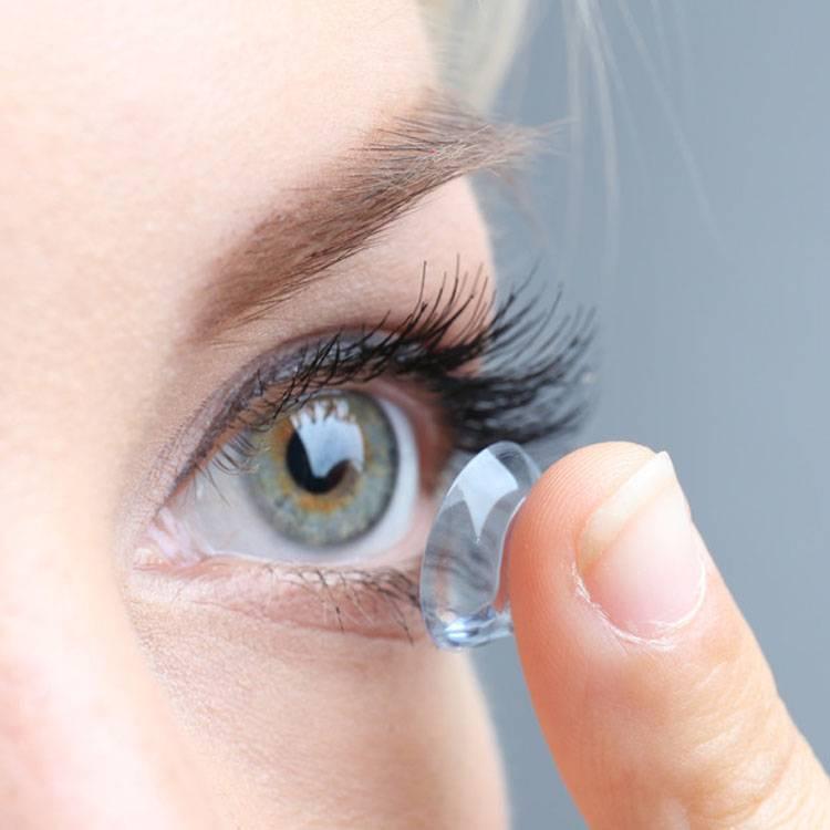 Линзы – как подобрать для глаз, правильно выбрать лучшие самостоятельно
