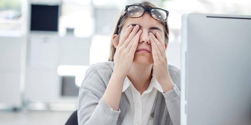 Портится ли зрение от компьютера?