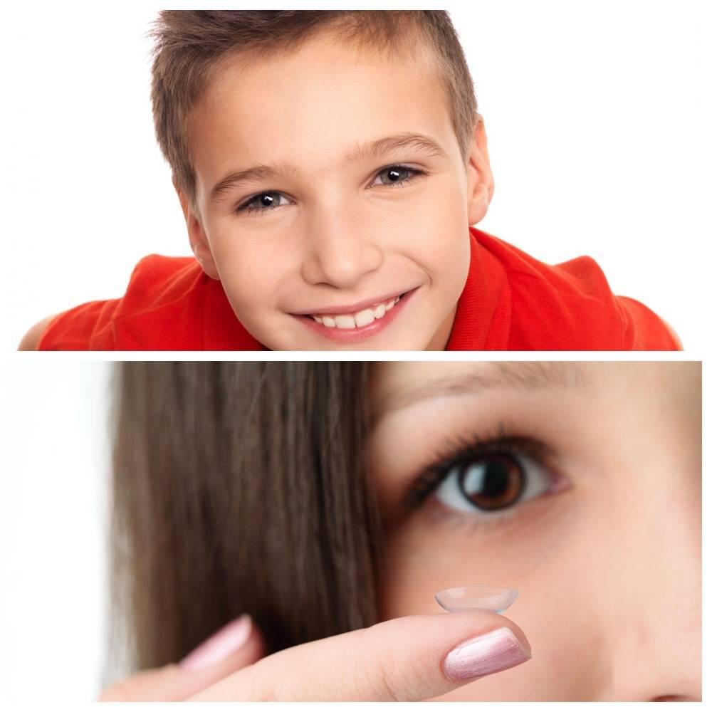 Все, что нужно знать о контактных линзах для взрослых и детей /  на сайте росконтроль.рф