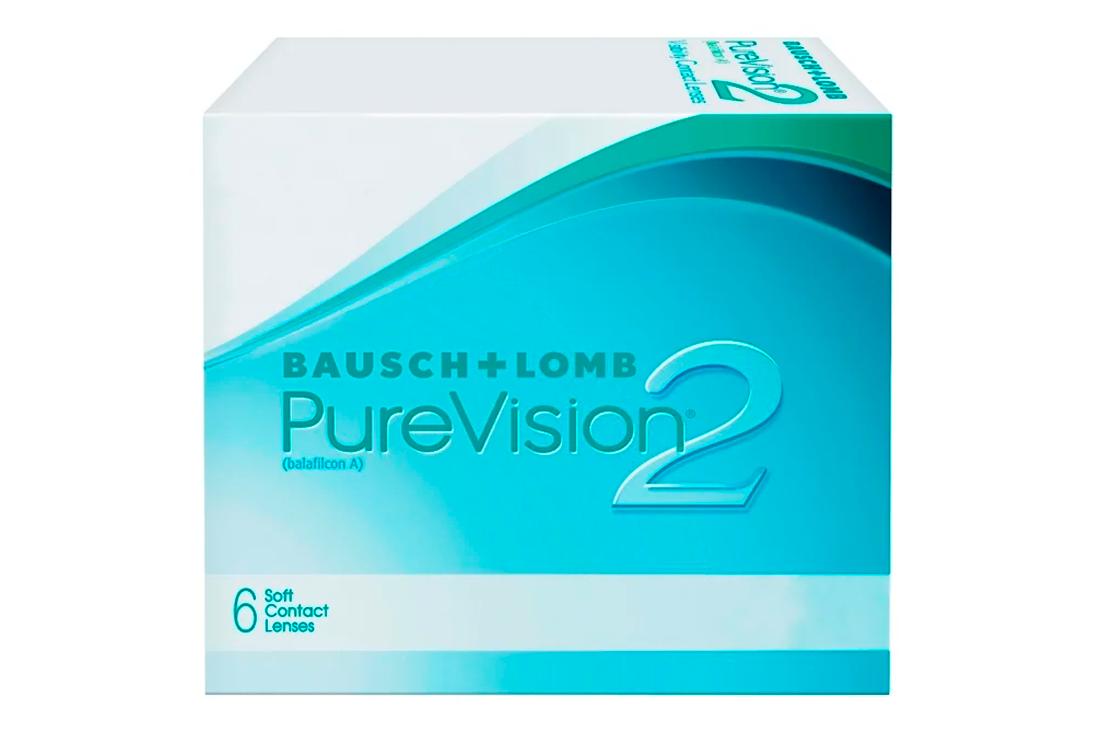 Линзы pure vision 2 hd: характеристики контактных изделий пьюр или пур вижн, особенности ношения оптики пуре визион