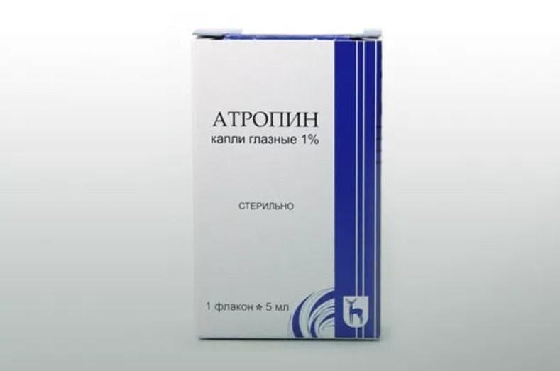 Атропин: показания и инструкция по применению, цена, аналоги, отзывы
