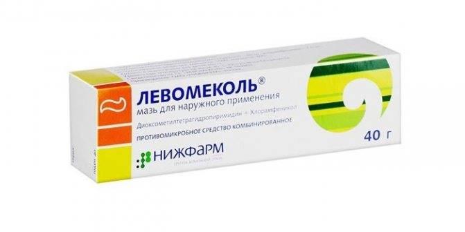 Выбор лекарства для ячменя на глазу: эффективность мази левомеколь