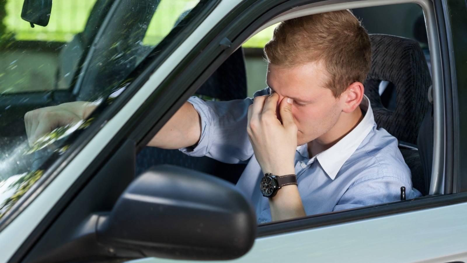 Особенности вождения автомобиля с одним глазом