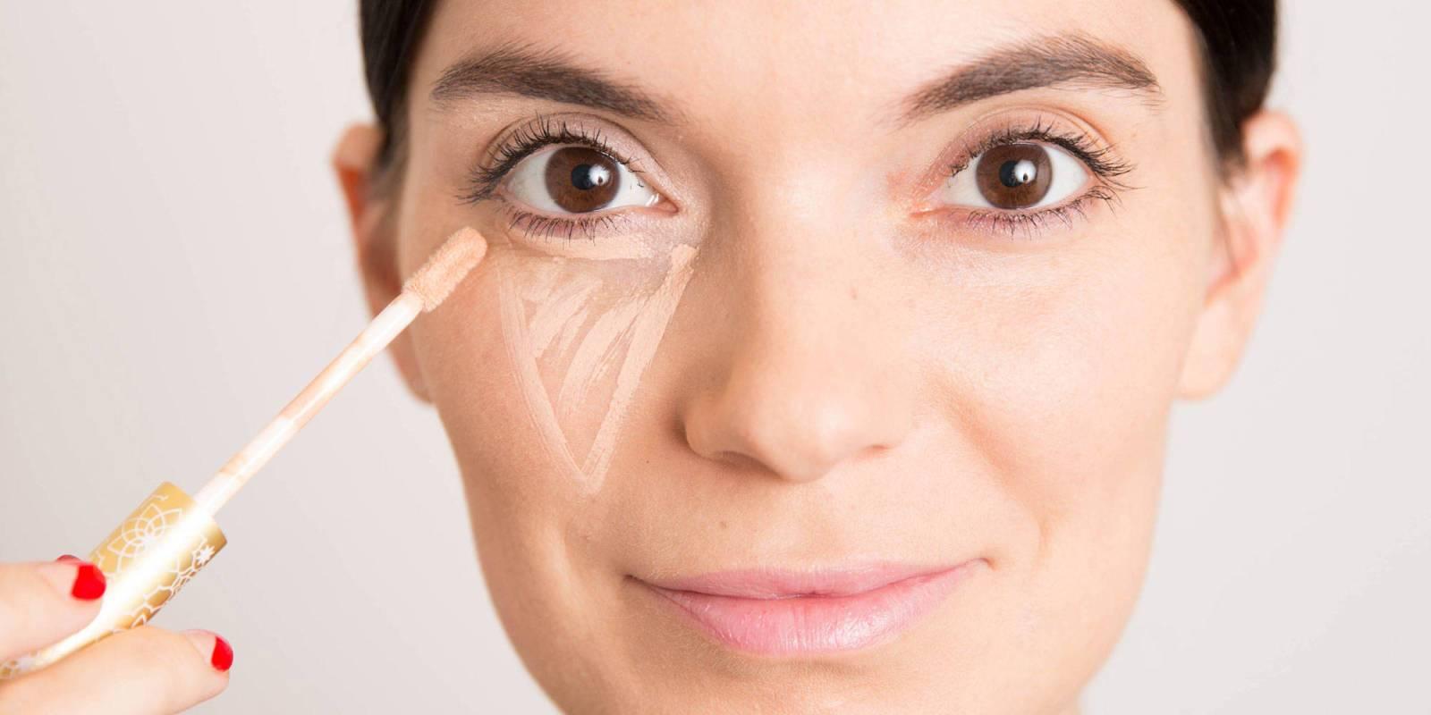 Как убрать мешки под глазами: лечение в домашних условиях