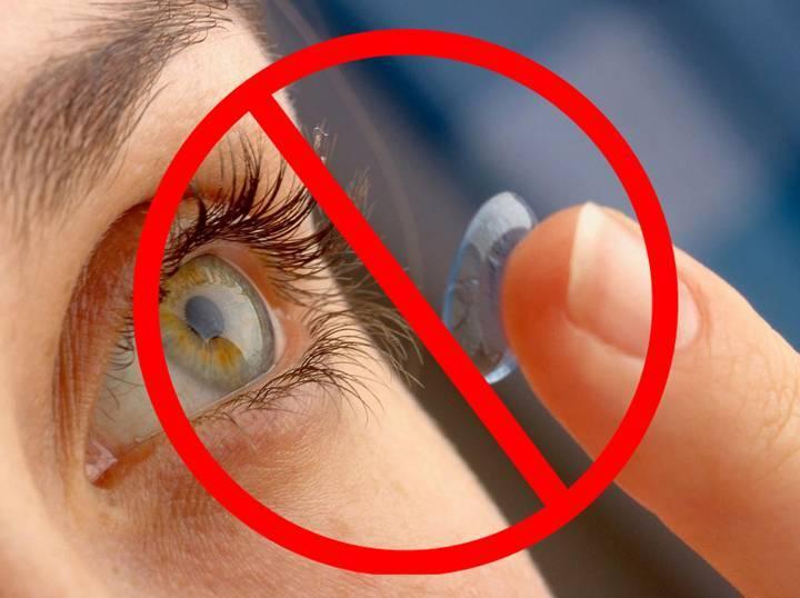 Краснеют глаза от линз - что делать с покрасненями при ношении, как лечить, какие препараты можно использовать и народные средства