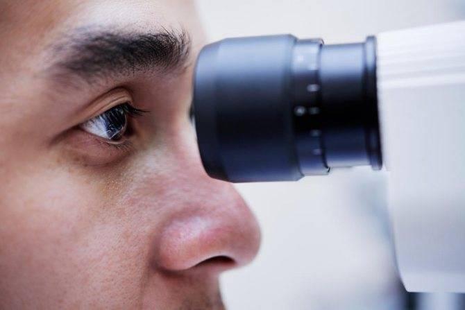 Окт сетчатки глаза: что это такое, как проводят процедуру