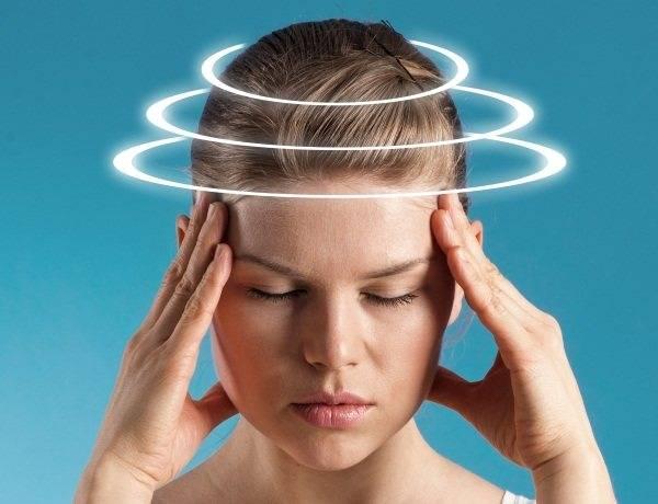 10 причин, почему у вас кружится голова