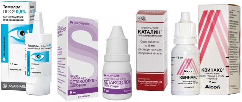 Применение глазных капель при сахарном диабете - лечение | диабет - симптомы, диагностика, лечение