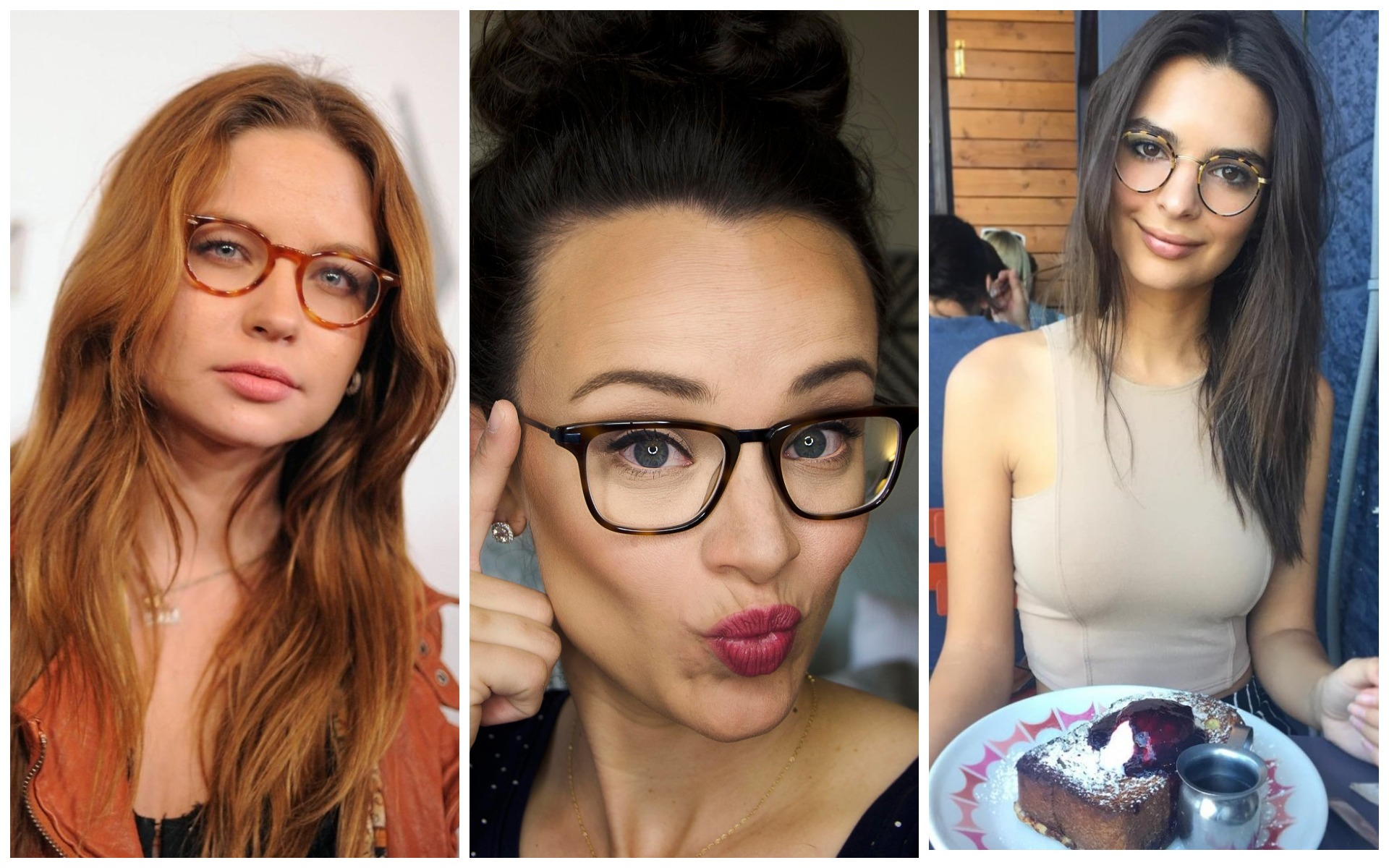 Как очки меняют человека: 10 примеров из жизни