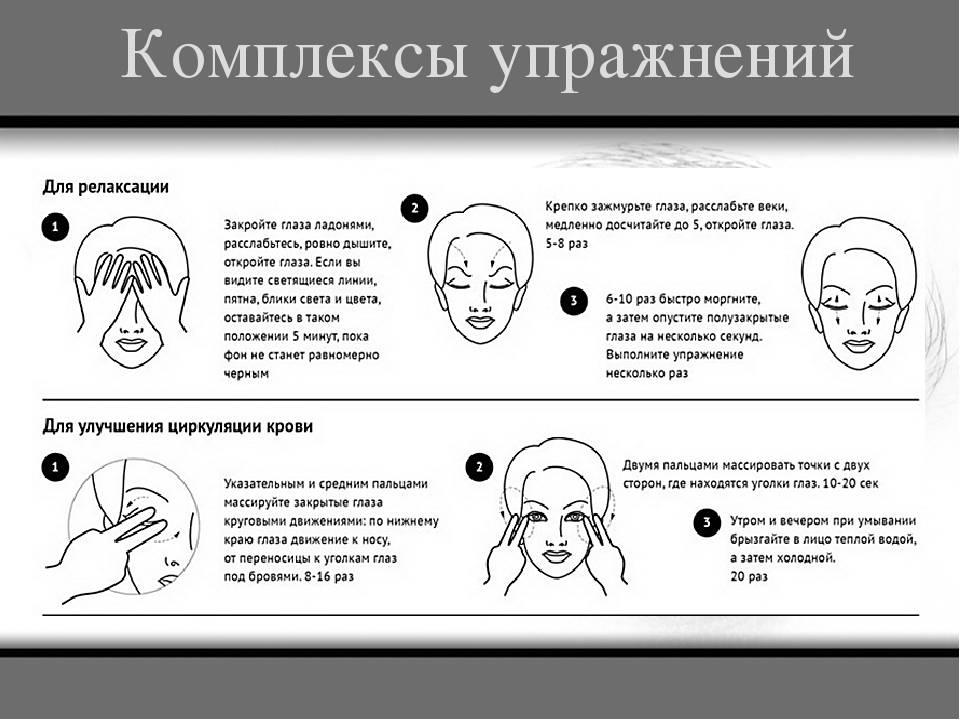 Мудры для лечения близорукости