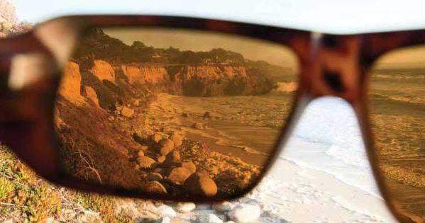 Как проверить поляризационные очки?