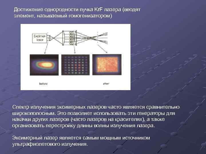Эксимерный лазер что это устройство как работает - мед портал tvoiamedkarta.ru