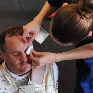Боль в глазах после сварки. первая помощь и лечение электроофтальмии